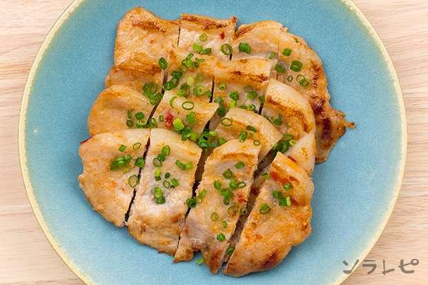 豚肉のピリ辛味噌焼き_main2