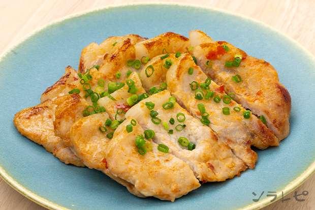 豚肉のピリ辛味噌焼き_main1