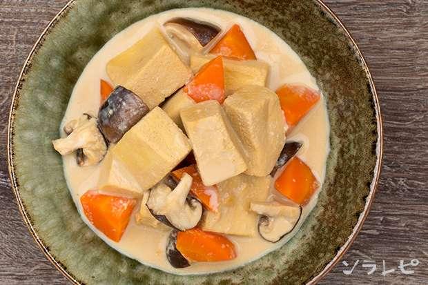 豆乳で作る高野豆腐の含め煮_main2
