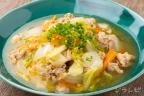 豚肉と白菜のニンニク味噌煮