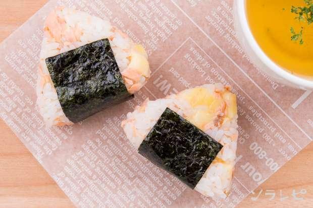 鮭とチーズのおむすび_main2