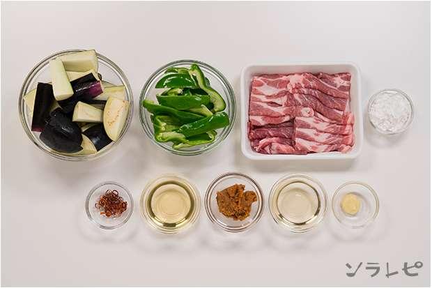 豚肉とナスとピーマンの味噌炒め_main3