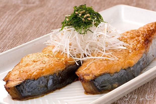 サワラの梅味噌焼き_main1