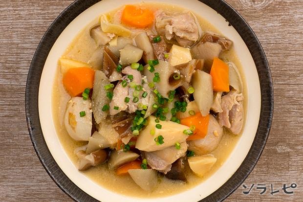 根菜の味噌煮_main2