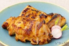 鶏肉のオイマヨ焼き
