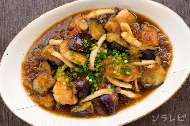 鶏肉と野菜のみぞれ煮_main2
